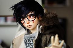No Paparazzi (✄Frappzilla) Tags: bjd mnf sia mod minifee doll fairyland