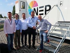 NEP Sweden chooses RIEDEL MediorNet (RIEDEL Communications) Tags: nep sweden riedel riedelcommunications communications mediornet nepsweden provider broadcast outside technology