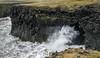 Arnarstapi maelstrom (OzzRod) Tags: pentax k1 hdpentaxdfa2470mmf28 sea shoreline cliffs basalt lava columnarjointing waves arnarstapi iceland