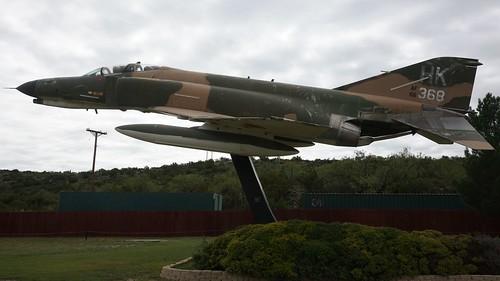 McDonnell GF-4E-33-MC Phantom II in Big Spring