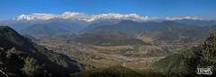 Annapurna mountainrange (morbidtibor) Tags: nepal pokhara mountains sarangkot annapurna mountainrange machapuchare