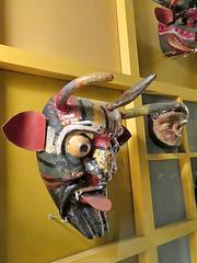 GUATEMALA CITY, GUATEMALA - Museo Ixchel/ ГВАТЕМАЛА (столица) - Музей Ишчель (El Ruso AG) Tags: гватемала гватемальский guatemala guatemalan guatemalteco centralamerican centralamerica centroamerica центральнаяамерика центральноамериканский ixchel mascara mask museo museum ишчель музей маска