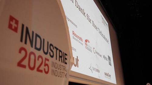 Jahrestagung von «Industrie 2025»,