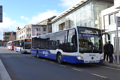 McGill's 3353 BF67WKL (Will Swain) Tags: paisley 17th february 2018 scotland scottish town north bus buses transport travel uk britain vehicle vehicles county country mcgills 3353 bf67wkl