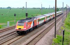 Overton Bridge HST Set (Ravensthorpe) Tags: york rail trains diesel