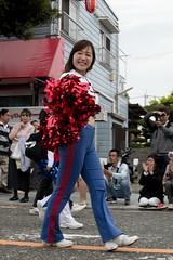 Parade in Yamato civil festival(大和市民祭りのパレード) (daigo harada(原田 大吾)) Tags: view landscape yamato civil festival event people costume fashion