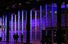 2018 Vivid Sydney #2 (dominotic) Tags: 2018 vividsydney preciouspurple smileonsaturday sydney nsw australia circularquay vividlight lightinstallations art festival lightsculpture visualtapestry installation lighting light colour festivaloflight afterdark night winterfestival nightlighting movement blur purple