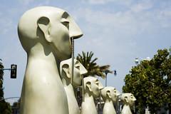 Our Silences (AAcerbo) Tags: oursilences josérivelinomorenovalle artinstallation publicart statues sculpture sanfrancisco california embarcadero