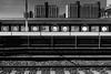 round windows (christikren) Tags: roundshapes rundeformen flickrfriday austria blackwhite christikren lines monochrome noiretblanc panasonic schwarzweiss ubahn urban rails alterlaa buildings windows round subway vienna shadow rundefenster