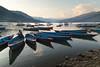 Phewa lake (D A Scott) Tags: phew lake pokhara nepal