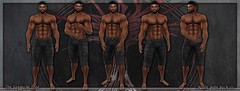 [ new release – suave pose pack iii ] ([ sithas ]) Tags: secondlife sithasslade thesanguinetree newrelease release pose pack posing poses model modeling suave niramyth aesthetic stand static bento hand male men man