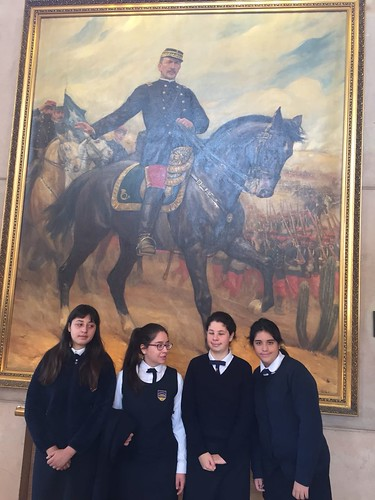 Escuela Militar 2018