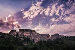 Orgon (alexiscrozier1) Tags: ciel cloud nuages natures falaises montagnes mountain orage sun color nb couleur grimpe climbing orgon france landscape