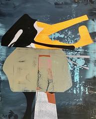 Jim Harris: Karl Ditters von Dittersdorf - Concerto for Double Bass in D Major. (Jim Harris: Artist.) Tags: art arte painting kunstzeitgenössische peinture maalaus malerei málverk makabe målning malerkunst künstler abstractart technik technology
