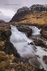Glencoe, Scottish Highlands (Eimhear Collins) Tags: glencoe scottishhighlands waterfall eimhearcollins