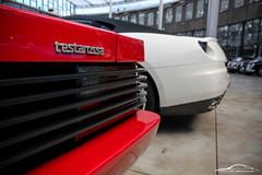 IMG_8559 (Joop van Brummelen) Tags: meilenwerk classic remise duesseldorf düsseldorf cars classics classicremise coupe roadster ferrari 488 458 599 testarossa