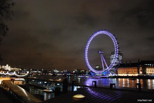 Око Лондона вночі InterNetri United Kingdom 0441