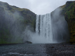 Skogafoss (Dominique Schreckling) Tags: 2018 europe iceland islande southcoasttour southernregion is