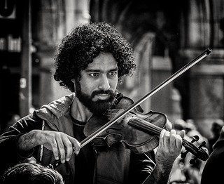 Fiddler on the Square