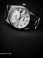 My Watch (Reza.Travilla) Tags: bulova watch product beautiful beauty art attractive olympus olympuspenf olympuspen luxury inspiration microfourthirds mirrorless lightandshadow blackandwhite bw bokeh
