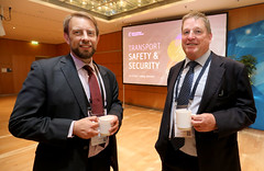 Paul Davies and Jens Roemer (International Transport Forum) Tags: 2018annualsummit 2018summit annualsummit transport safety security forum itf inclusive automation connectivity autonomousvehicles risks infrastructure decarbonising roadsafety intermodal innovation cybersecurity urban governance internationaltransportforum interoperability leipzig lowcarbon ministerialsummit mobility multimodal oecd transportforum transportminister transportpolicy transportconference jensroemer fiata saxonia germany deu pauldavies