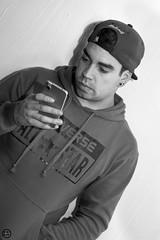 (Pía McCoy) Tags: chile love canon monocromo blackwhite men boy retrato portrait publicidad