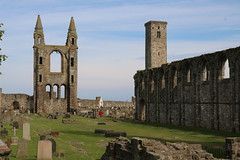 St Andrews Cathedral (hollabb) Tags: standrewscathedral fife scotland student undergraduate