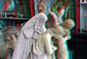 Antique Shop Middelburg 3D (wim hoppenbrouwers) Tags: antique shop middelburg 3d anaglyph stereo redcyan angels