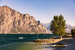 Lake Garda from Malcesine (George Bewsher) Tags: italy lakegarda lagodigarda italia lake mountain water summer nikon d610 sigmaartlens sigma24105mm europe
