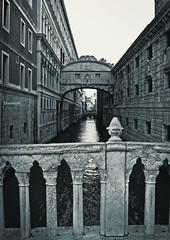 Venice (*° Daniela A. *°) Tags: venice venezia veneto italy italia sky silohuette ombra shadow black white bnw bw monochrome laguna gondola amazing place travel visit vancaze