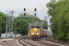 UP 8858 (CC 8039) Tags: up trains sd70ace ac44cw rochelle illinois