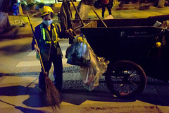 Street Sweeper. Hue. 2018 (minus6 (tuan)) Tags: minus6 d810 50mm hue