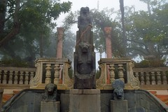 Sekhmet Egyptian Statue at Hearst Castle - Northern California (mattybecks3) Tags: ngc natgeo hearst castle william henry egypt egyptian statue sekhmet ra sun god protector art lonely planet northern california norcal cali