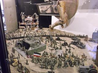 Toy Battle Scene (1)