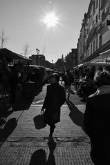 Marché ◾️ Dieppe (nassimjaouen) Tags: dieppe d90 nikond90 streetphotography street streets streetlife streetphoto urban streetphotographer streetphotographers everybodystreet citylife documentaryphotography streetperfection streetscenes streetshot streetphotoclub streetphotographybw streetphotobw fromstreetswithlove lifeisstreet bnwlife bnwcaptures bnwsociety enjoydieppe normandynow igersdieppe