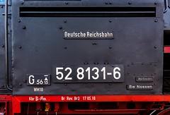 Dampflokfahrt Industriebahnen im Süden Berlins (Jonny__B_Kirchhain) Tags: anschlussgleis gleisanschluss heizkraftwerkrudow tanklager neuköllnmittenwaldereisenbahn berlinmachtdampf dampflokfreunde dampflokfreundeberlin dampflokfahrt dampflokfahrtindustriebahnenimsüdenberlins industriebahnenimsüdenberlins dampflokomotive lokomotive 528131 kriegslokomotive baureihe52 rekolokomotive drbaureihe5280 berlin deutschland germany allemagne alemania germania 德國 德意志 федеративная республика германия alemanha repúblicafederaldaalemanha niemcy republikafederalnaniemiec locomotive steamengine