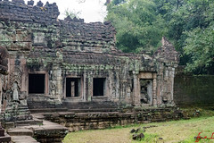 Preah Khan Temple, Siem Reap, Cambodia (January 2018) (H_E_L) Tags: hel cambodia siemreap angkor khmer unesco unescoworldheritage architecture asia temple buddhist buddhism