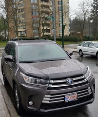 Toyota Highlander Hybrid (D70) Tags: toyota highlander hybrid samsung smg900w8 ƒ22 48 mm 1100 50 midsize crossover suv produced by it is built same platform used camry but based size avalon chassis