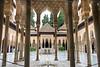 Palacio de los Leones en la Alhambra de Granada (Xacobeo4) Tags: leones los alhambra de palacio