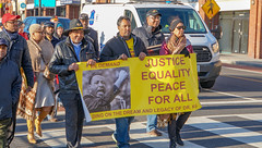 2018.04.04 The People's March for Justice, Equity and Peace, Washington, DC USA 01175