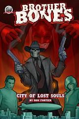 Brother Bones City of Lost Souls (Michael Vance1) Tags: book novel pulp pulpfiction pulpmagazines pulpadventure mysteryman hero