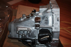 B18c5 Transmission (Leightino) Tags: jdm integra type r 98 spec itr 5 speed transmission with 4785 final drive lsd