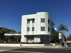 Art Deco Building MIMO District (Phillip Pessar) Tags: art deco building mimo district architecture miami