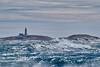 Surf and Spray at Sambro Lighthouse from Sandy Cove, Nova Scotia (internat) Tags: 2018 canada novascotia ns sambrolighthouse sandycove clouds waves aurorahdr hdr eosm5 mirrorless handheld lighthouse