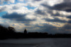 flyover country (kerwilliger) Tags: madison lake mendota wisconsin clouds urban capitol