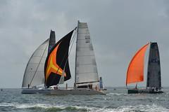 LOX_4049 (Lox Pix) Tags: australia queensland brisbanetogladstone yachtrace catamaran trimaran 2018 bossracing multihull loxpix moretonbay shorncliffe cabbagetreecreek rudder aground sailing loxworx