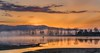 Morning Fog (Eric_Z) Tags: sunrise fog pittriver portcoquitlam britishcolumbia canada landscape canoneos7dmkii tamron1750mmf28