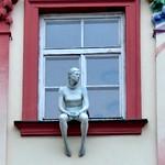 Sitting at the window, Brno thumbnail