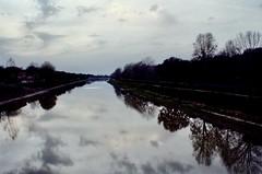 Riflessi (michele.palombi) Tags: arno film 35mm kodak porta800 analogic negativo colore florence tuscany