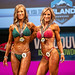 Masters Bikini-2nd France Normandeau, 1st Angela Evans